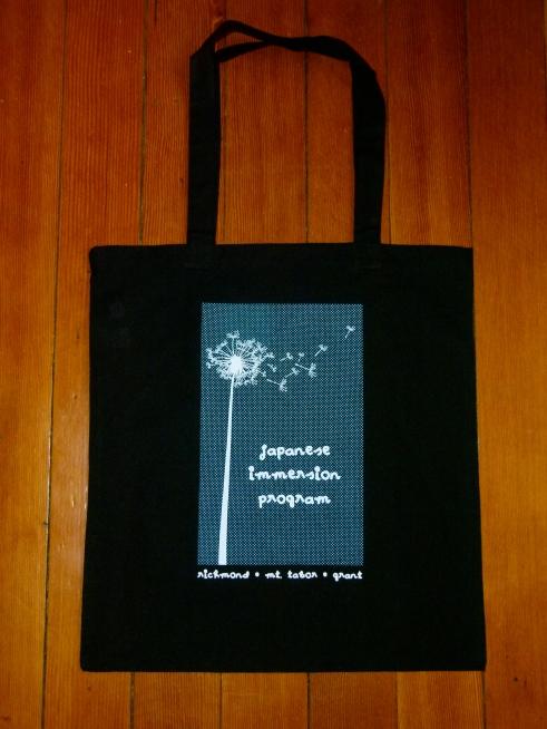 onk canvas bag