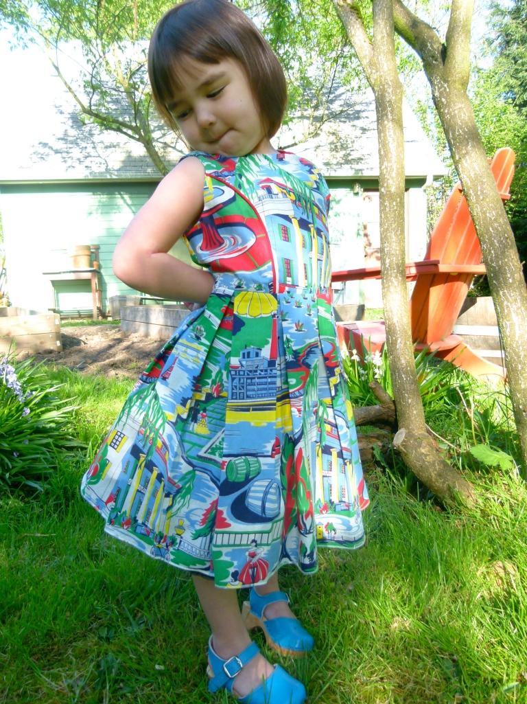 KCW Spring 2013 - Frankie Dress